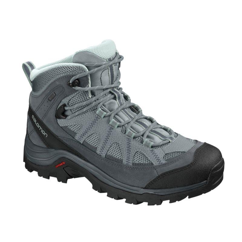 Salomon Chaussure de randonnée en cuir Authentic Ltr Gtx