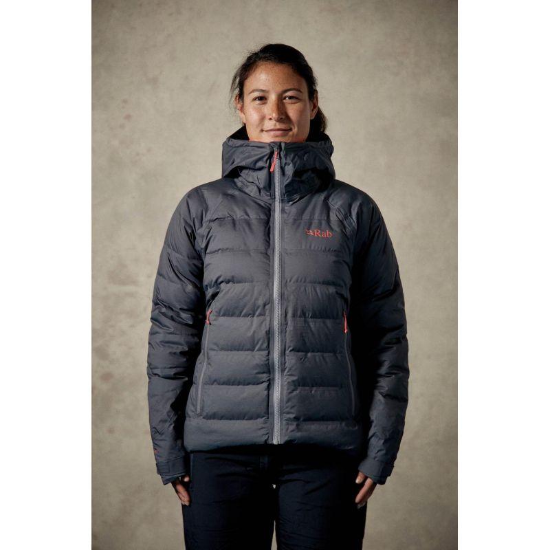 Femme Rab Doudoune Valiance Jacket Jacket Valiance Rab YPAgq
