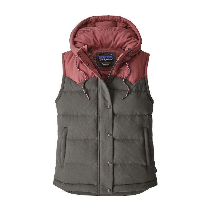 Hooded Vest Doudoune femme Bivy Patagonia 5XwgHqUf