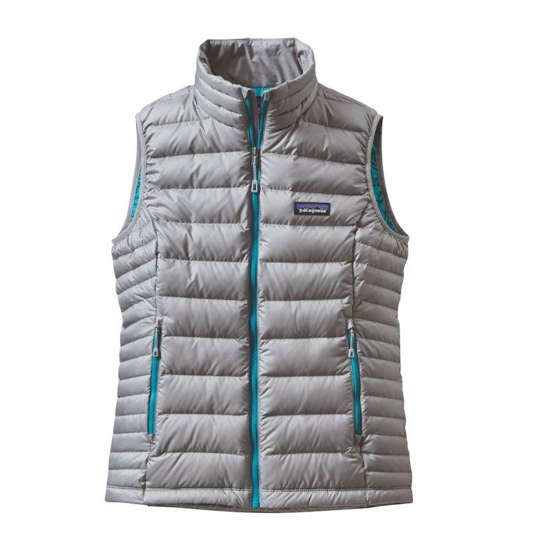 Sans Doudoune Sweater Patagonia Femme Down Manches Vest qwIwxB8S