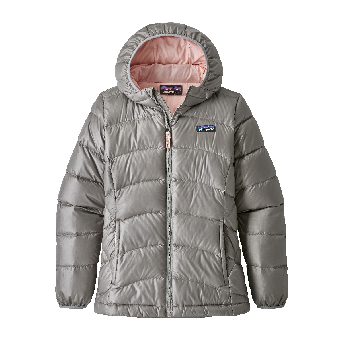Patagonia Girls' Hi-Loft Down Sweater Hoody - Doudoune fille