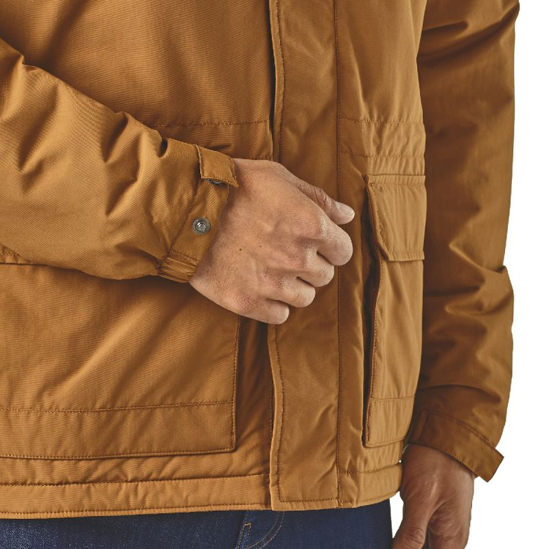3c43ea0e56f Patagonia Isthmus - Parka homme - hiver 2016
