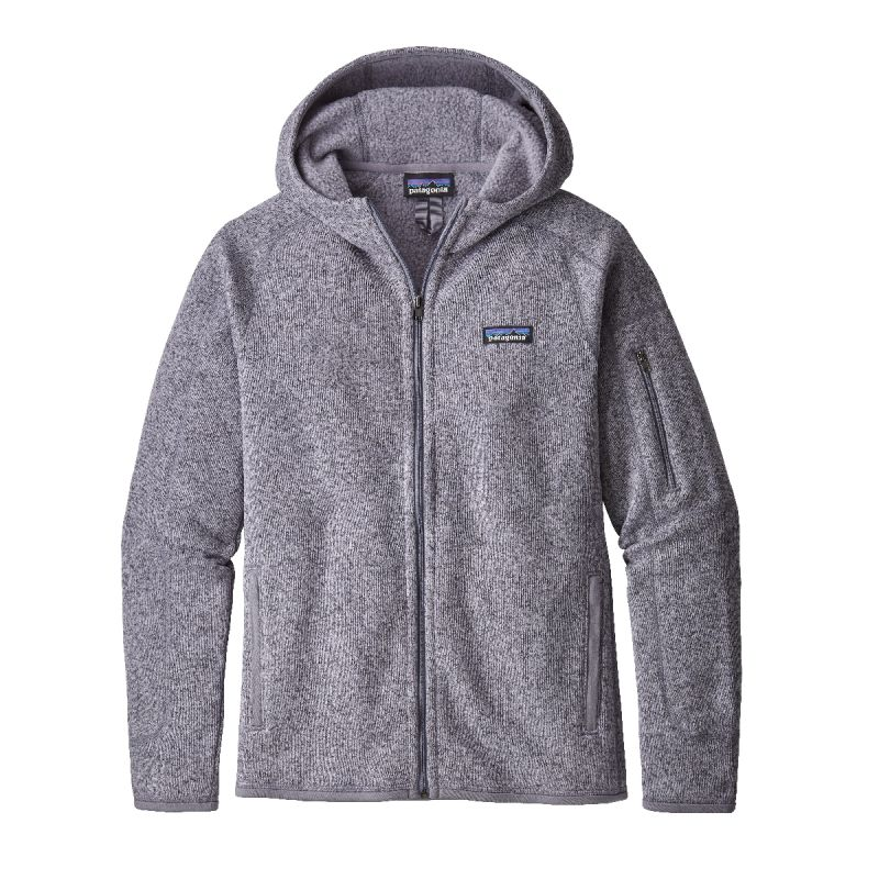 a5f10ab083e Better Sweater Hoody - Polaire femme