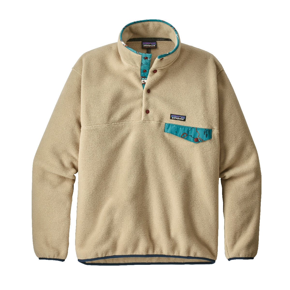Patagonia Lightweight Synchilla Snap-T® Pullover - Polaire homme