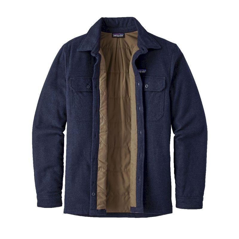 Jacket Hemd Fjord Flannel Outdoor Herren Insulated dCeWBxoQr