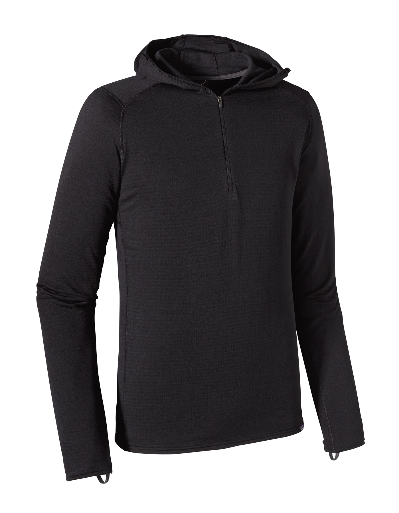 Patagonia Thermal Weight Zip Neck Hoody - Sous-vêtement homme