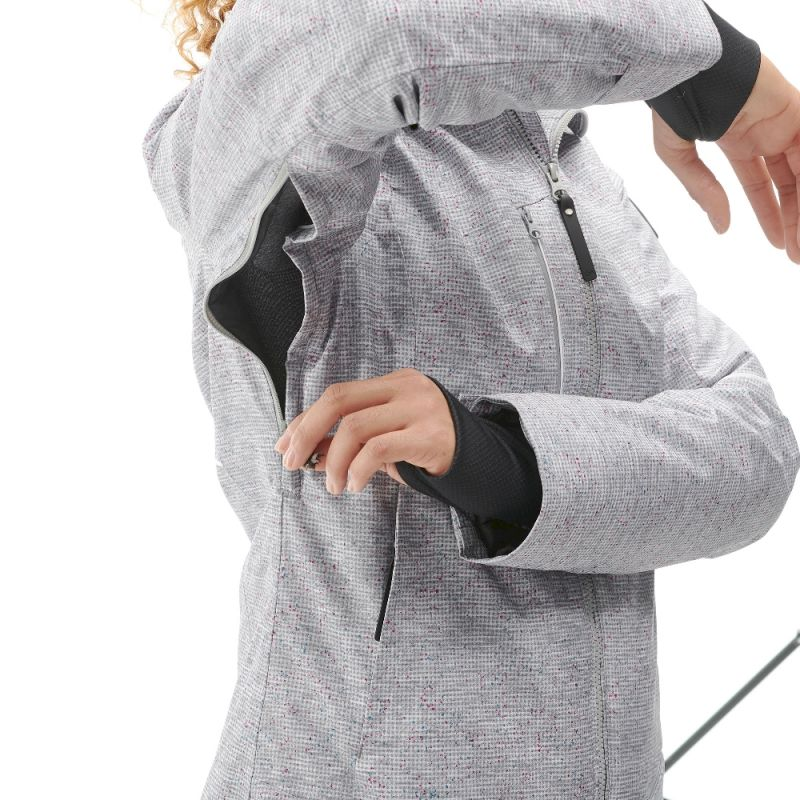 Eider Sparkle T-shirt running Femme