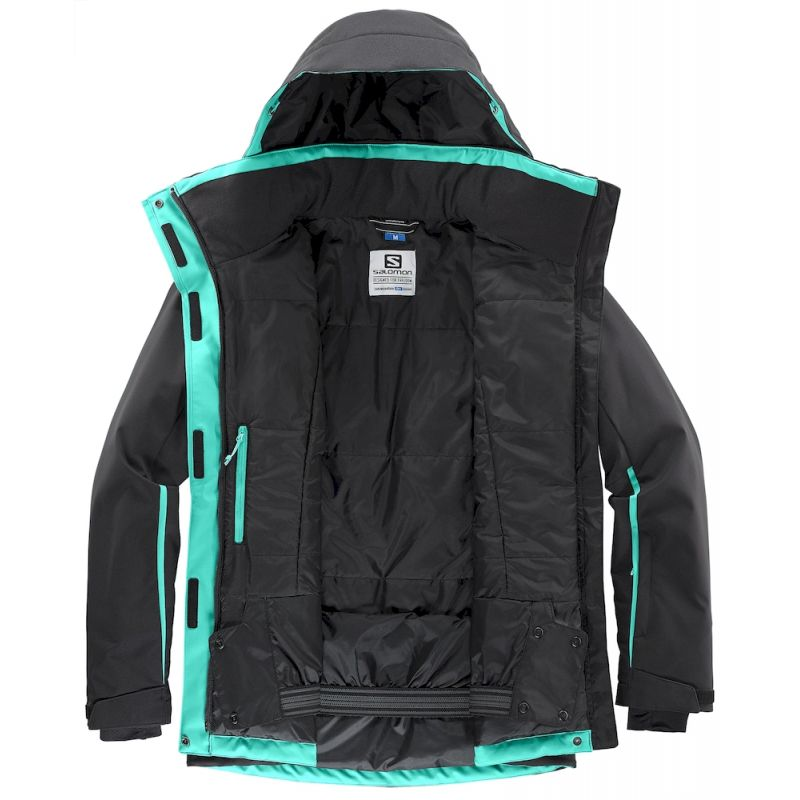 Stormfluff Jacket Skijacke Damen