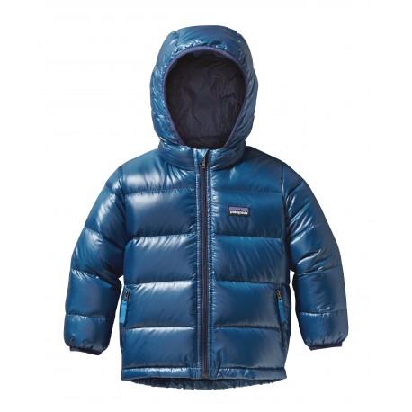 e910218553e Patagonia Baby Hi-Loft Down Sweater Hoody - Doudoune enfant