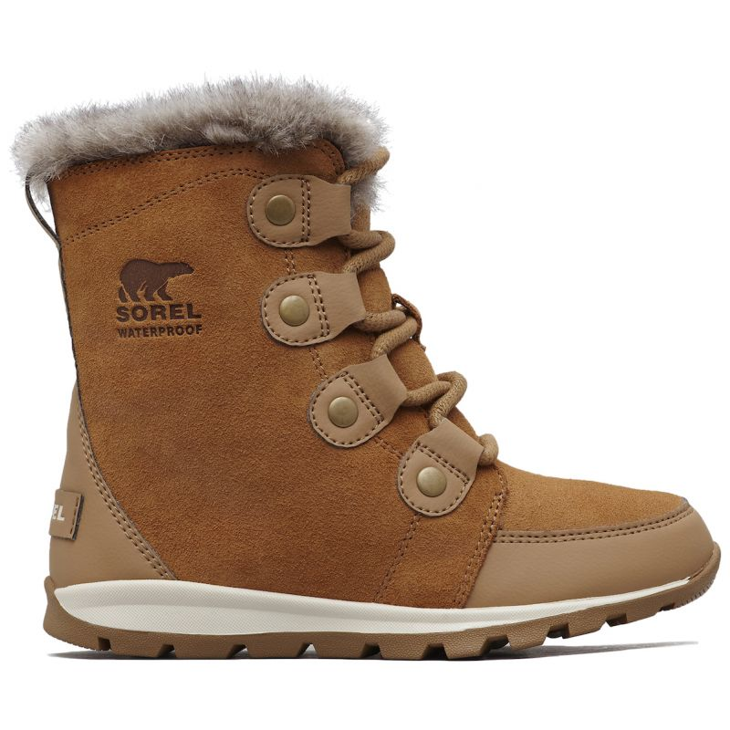 6069cb463aecd Sorel Youth Whitney Suede - Bottes de neige enfant