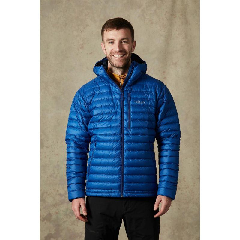 Doudoune Homme Jacket Rab Microlight Alpine q4yO1Pv