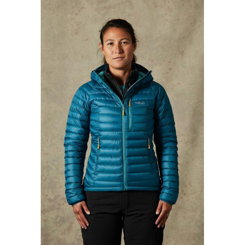 acheter en ligne df294 5f887 Rab Microlight Alpine Jacket - Doudoune femme