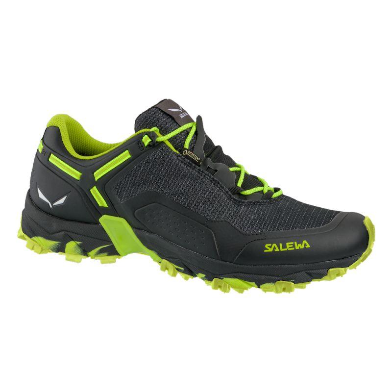 Salewa Trailrunning Schuhe und Nordic Walking Schuhe im