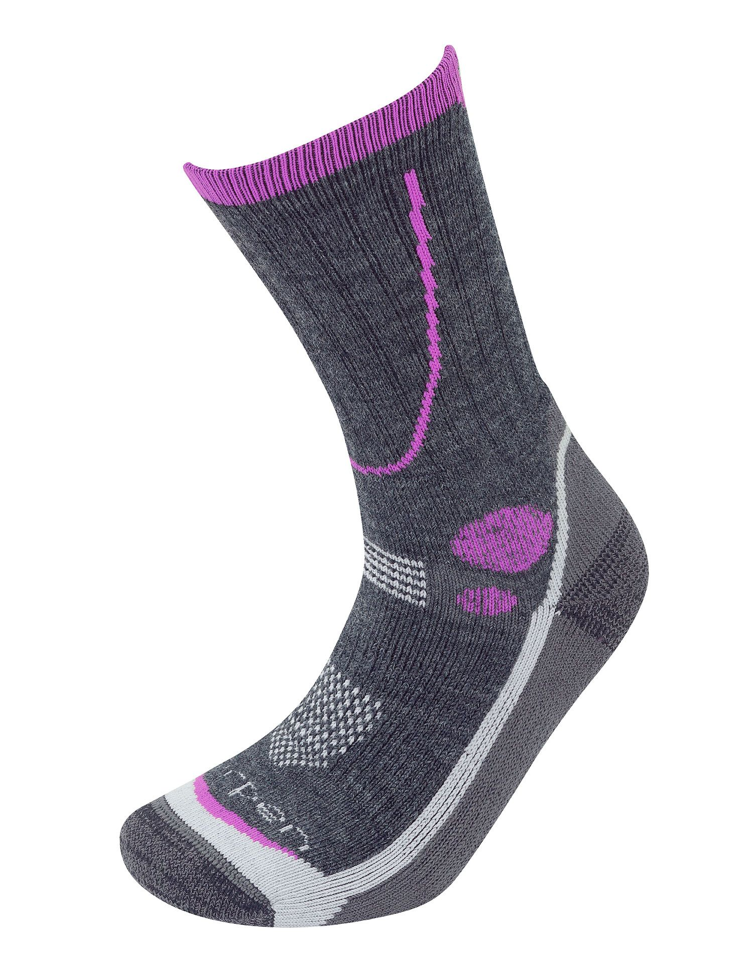 Lorpen T3 Midweight Hiker - chaussettes randonnée femme