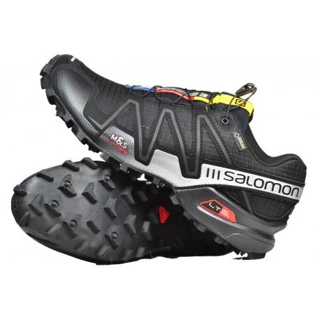 online store a8e18 64cd1 1xaooq06 Gtx® 3 Speedcross Salomon Chaussures Homme Quicksand vwXEqIq