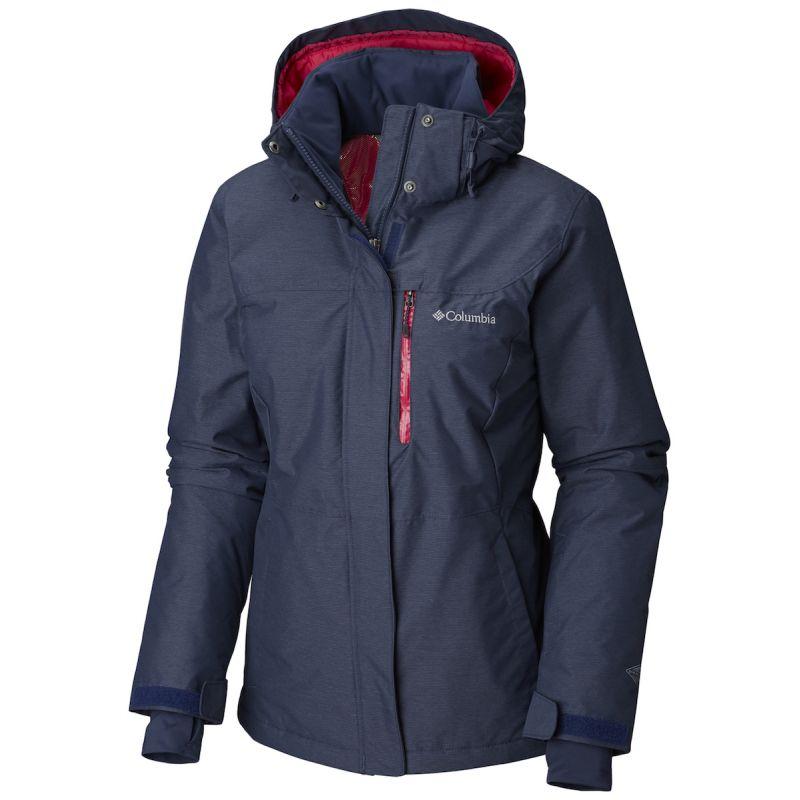 Alpine Omni Action™ Ski Jacket Veste Columbia Femme Heat q4OWUFO6