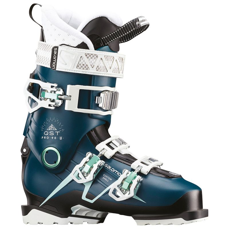 Chaussures Femme Qst W Pro 90 Freeride Ski Salomon dCBerox