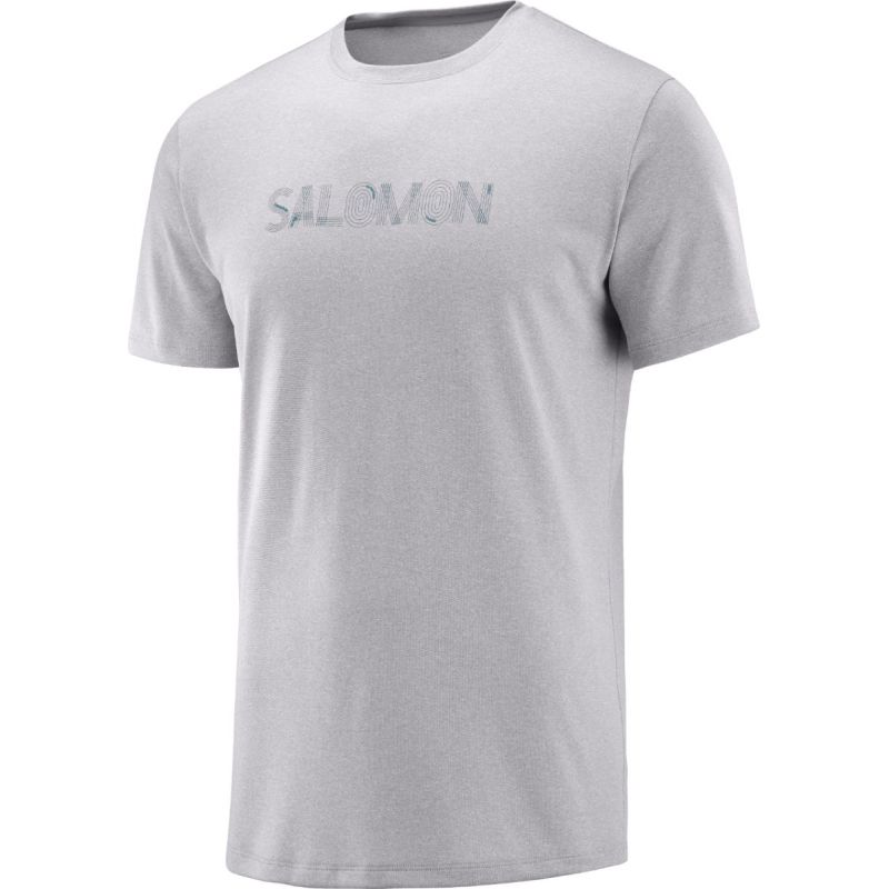 Salomon Agile Graphic Tee M - T-shirt homme