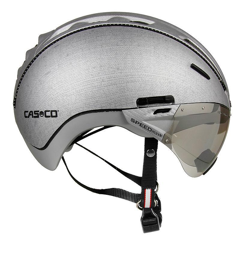 Casco Roadster avec visière - Casque vélo