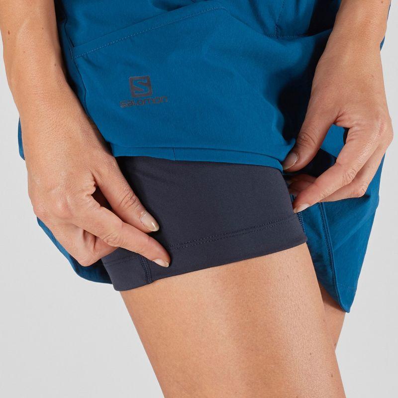 3c3adf7cd25799 Wayfarer Skirt W - Jupe-short randonnée femme