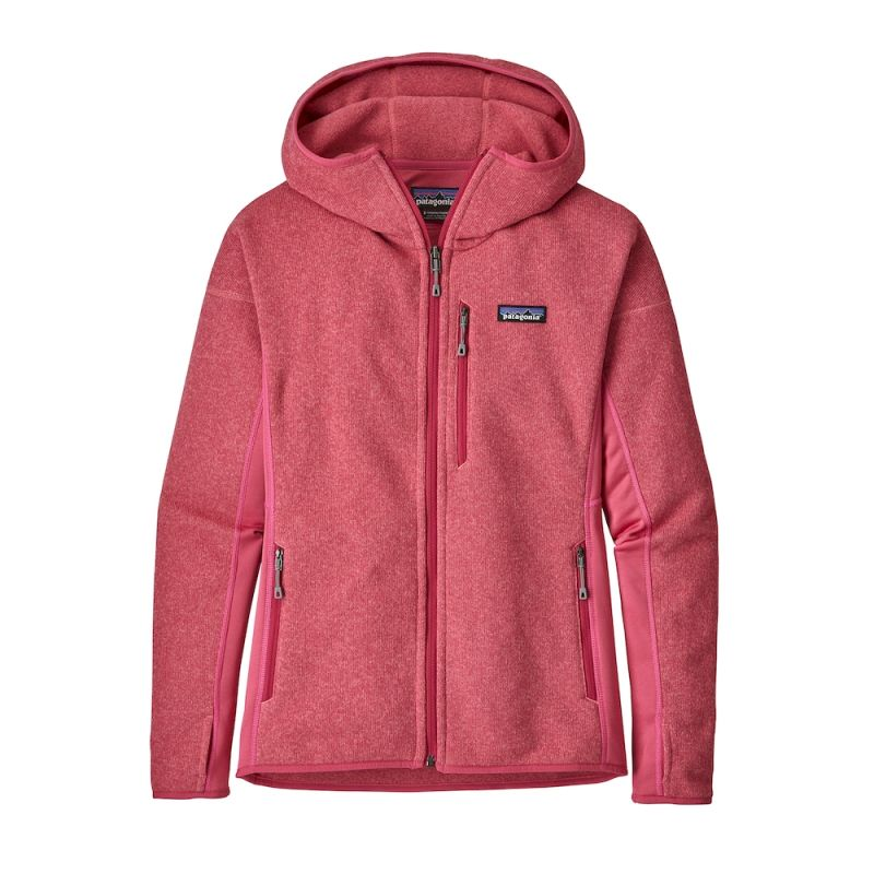 Hoody Polaire Performance Femme Better Sweater CoQxdWeErB