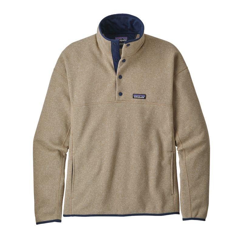 9cc494e28ea Vêtements   équipements Homme Vestes homme Vestes polaires homme Lightweight  Better Sweater Marsupial Pullover - Polaire homme