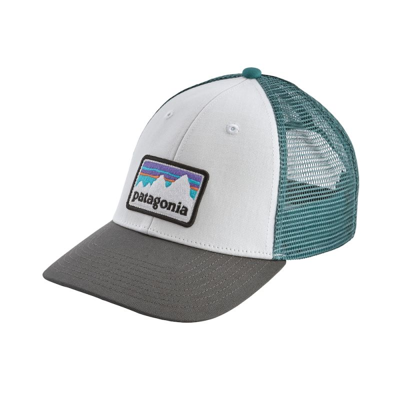 da492353a6aa9 Shop Sticker Patch LoPro Trucker Hat - Cap