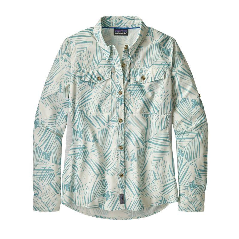 Patagonia L/S Sol Patrol Shirt - Chemise randonnée femme