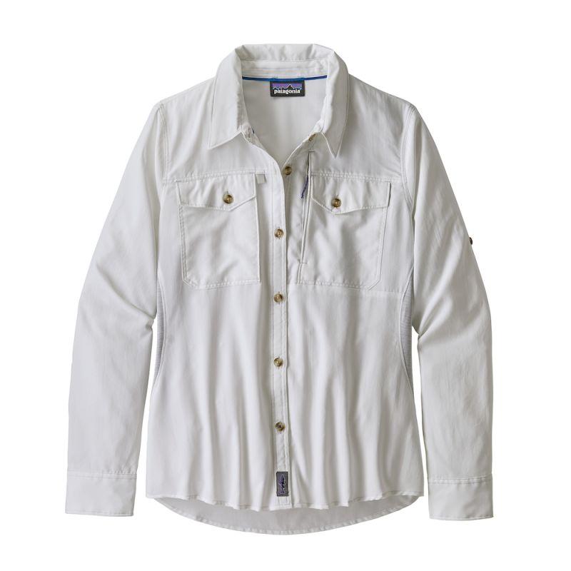 Randonnée Femme Patrol Ls Patagonia Shirt Chemise Sol xHwBSqn80