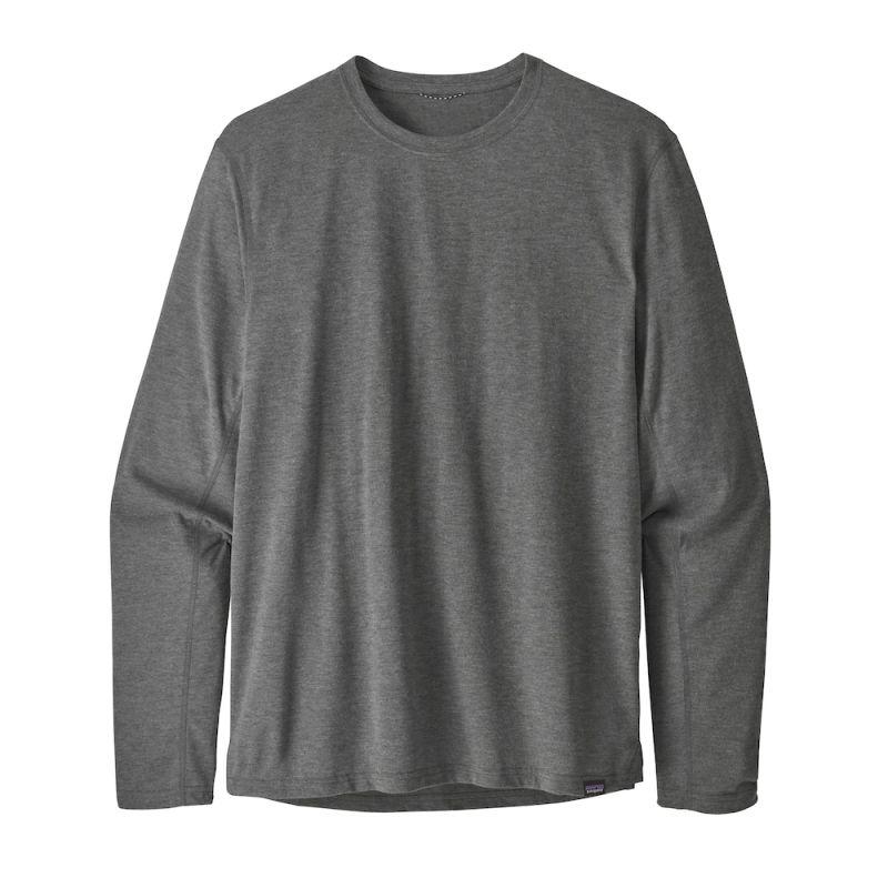 Patagonia L/S Cap Cool Trail Shirt - Sous-vêtement technique homme