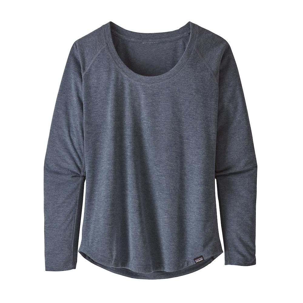 Patagonia L/S Cap Cool Trail Shirt - Sous-vêtement technique femme