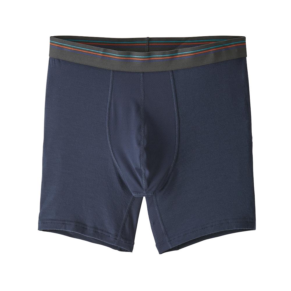 """Patagonia Essential A/C Boxer Briefs - 6"""" - Sous-vêtement homme"""