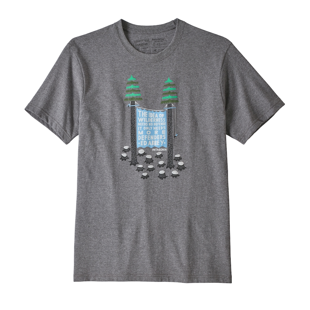 Patagonia Treesitters Responsibili-Tee - T-shirt homme