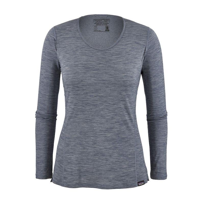 Patagonia L/S Cap Cool Lightweight Shirt - T-shirt femme