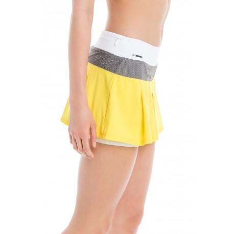 8b0b48c2d55d6 Vêtements   équipements Femme Vêtements Jupes et robes femme Running  Justine Skort - Jupe-Short femme