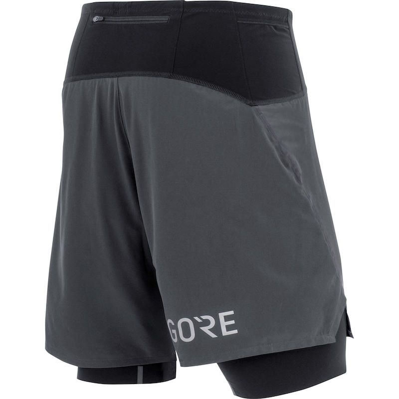 cortos Shorts R7 2in1 para hombre 5jc4Lq3AR