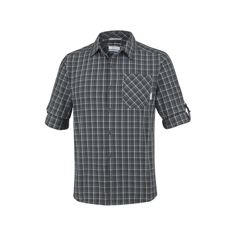 Sleeve Chemise Canyon Shirt Long Homme Triple AjRL54