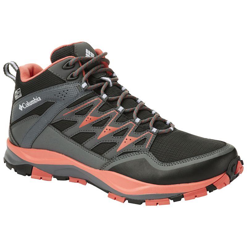 a853f4d2b5f Vêtements   équipements Femme Chaussures Chaussures randonnée femme  Wayfinder Mid Outdry - Chaussures randonnée femme