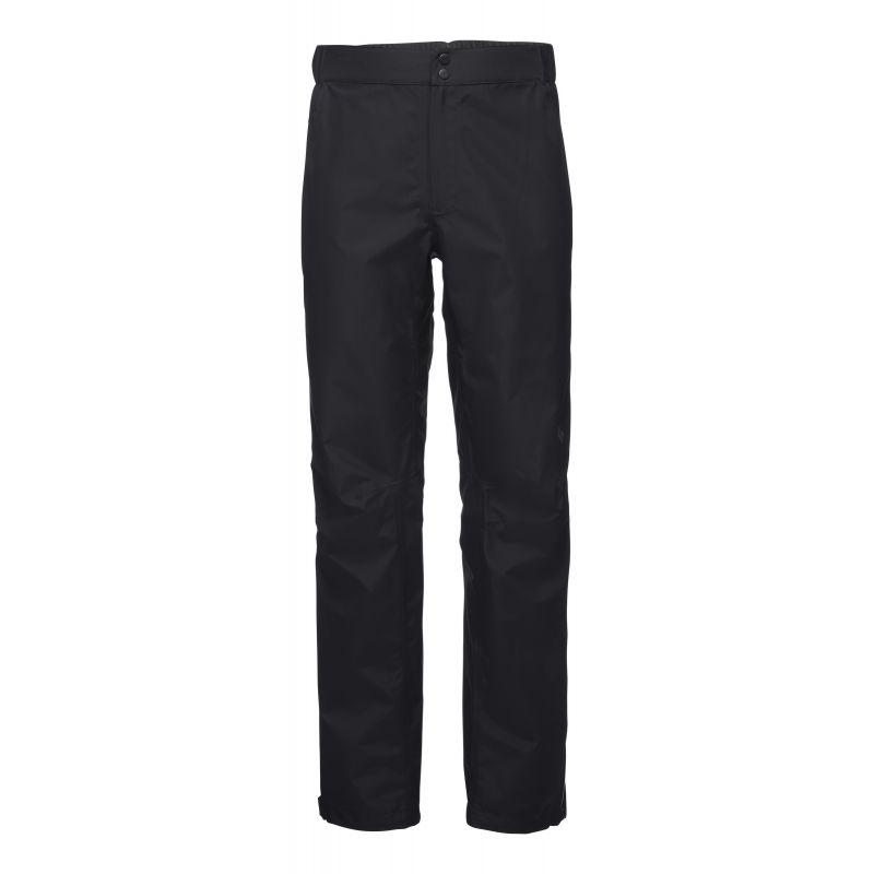 Black Diamond Liquid Point Pants - Pantalon imperméable homme