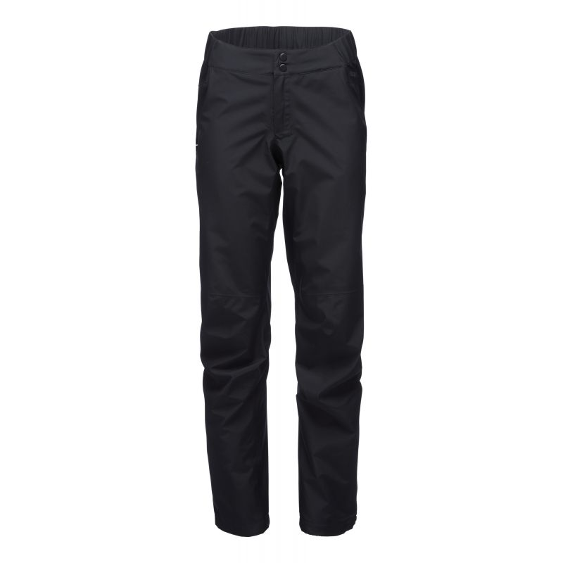 Black Diamond Liquid Point Pants - Pantalon imperméable femme