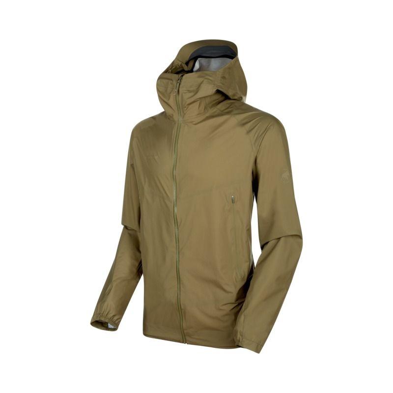 ea936f4c1504a Masao Light HS Hooded Jacket - Veste imperméable homme