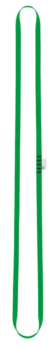 Petzl Anneau - vert 120 cm