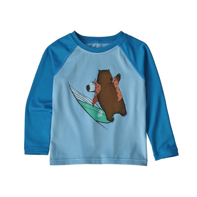 Patagonia Baby Cap SW Crew - T-shirt enfant