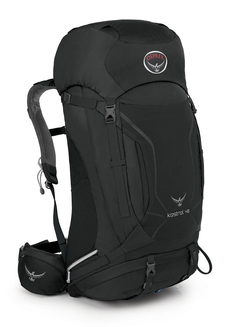 Osprey Kestrel 48 - Sac à dos randonnée homme