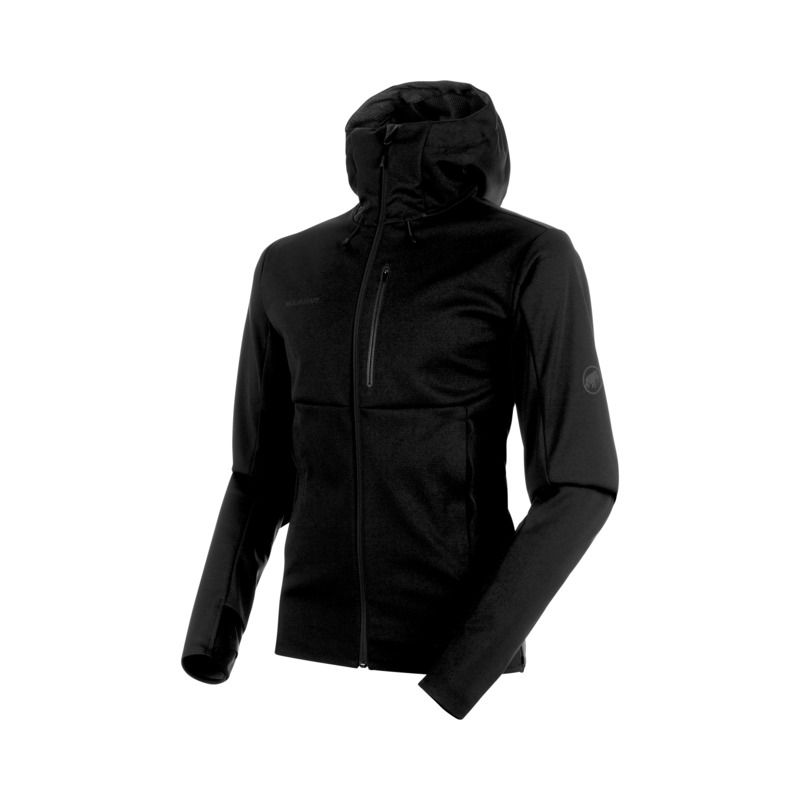 Mammut Ultimate V SO Hooded Jacket - Softshell homme