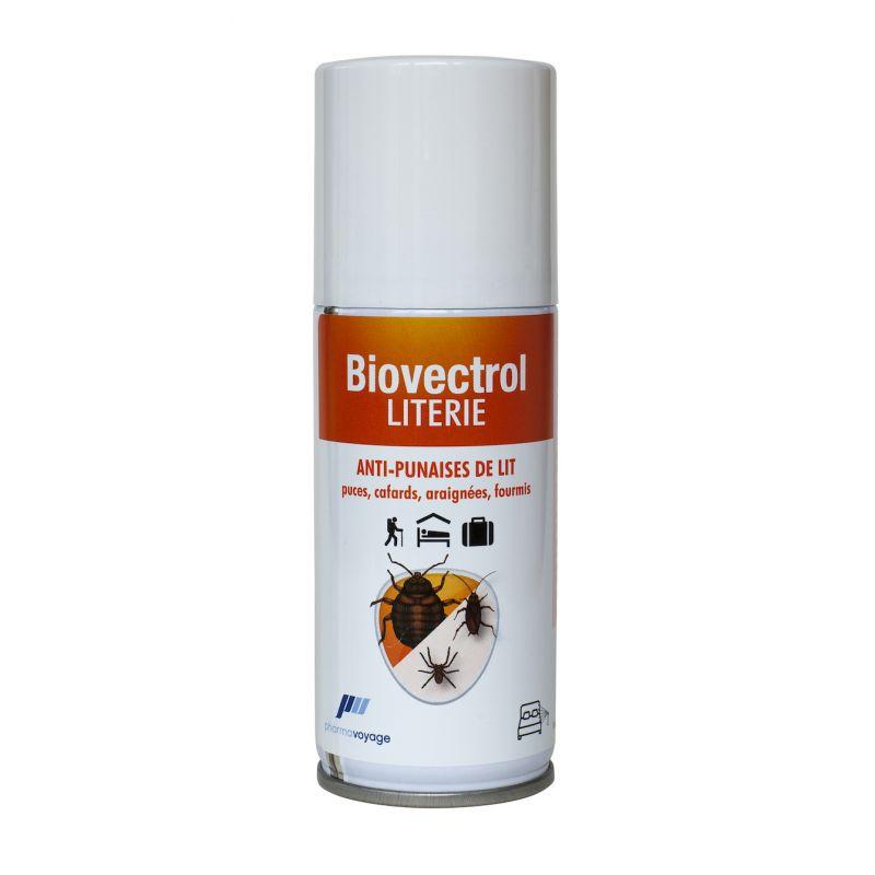 Pharmavoyage Biovectrol Literie - Lotion anti-insectes