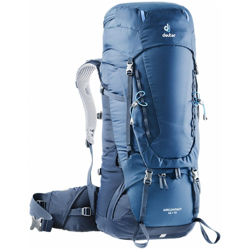 Deuter Aircontact 45 + 10  - Sac à dos trekking