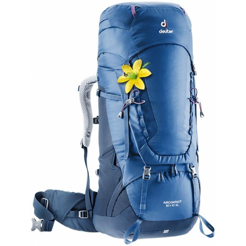 Deuter Aircontact 50 + 10 SL - Sac à dos trekking femme