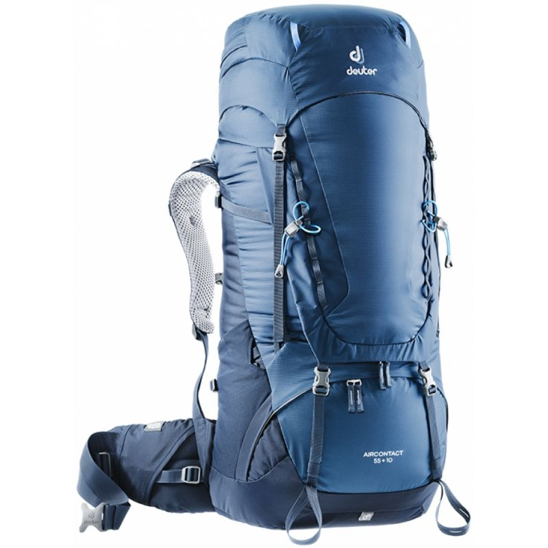 Deuter Aircontact 55 + 10 - Sac à dos trekking