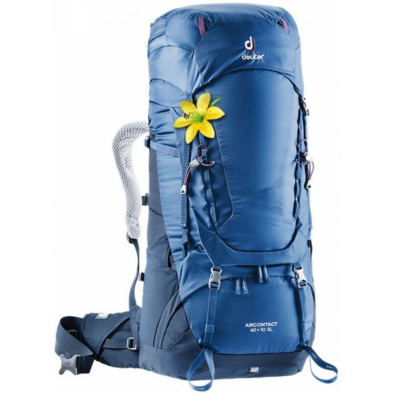 Deuter Aircontact 60 + 10 SL - Sac à dos trekking femme